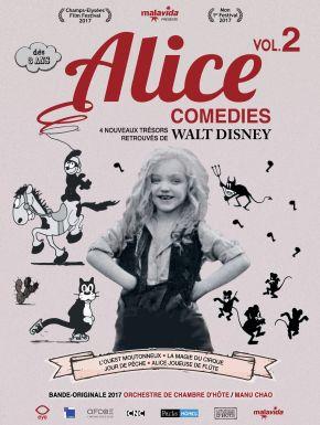 Alice Comedies 2 DVD et Blu-Ray