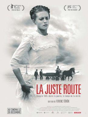DVD La Juste Route