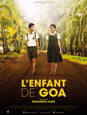 Jaquette dvd L'Enfant De Goa
