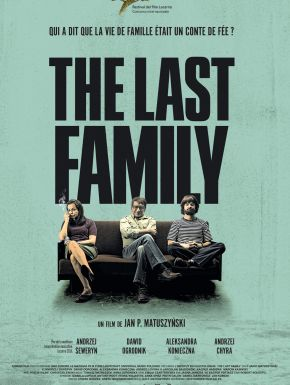 Jaquette dvd The Last Family