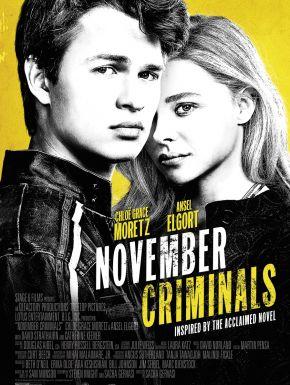 DVD November Criminals