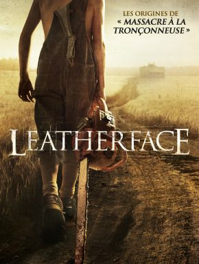 DVD Leatherface