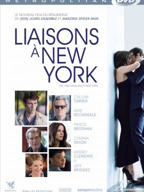 Jaquette dvd Liaisons à New York
