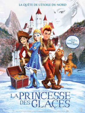 DVD La Princesse Des Glaces