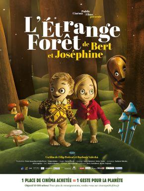 DVD L'Etrange Forêt De Bert Et Joséphine