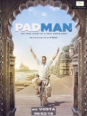 Padman en DVD et Blu-Ray