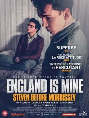 DVD England Is Mine