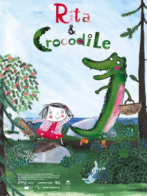 DVD Rita Et Crocodile