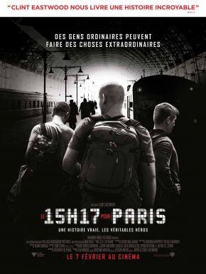 Le 15h17 Pour Paris DVD et Blu-Ray