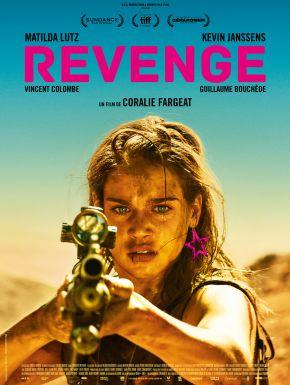 Revenge en DVD et Blu-Ray