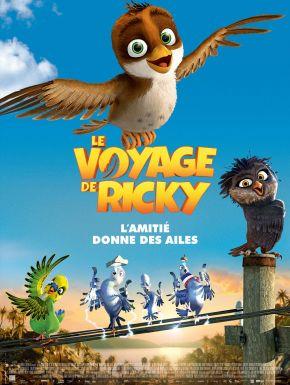 DVD Le Voyage De Ricky