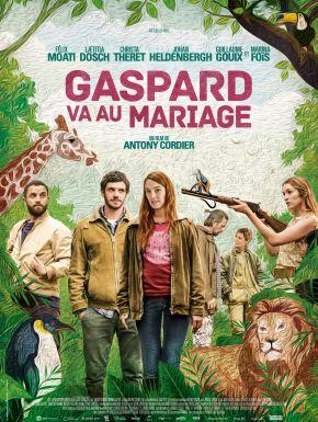 DVD Gaspard Va Au Mariage