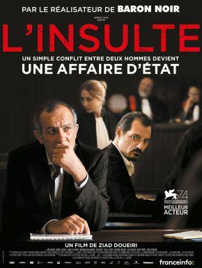 DVD L'Insulte