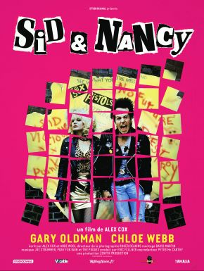 DVD Sid et Nancy