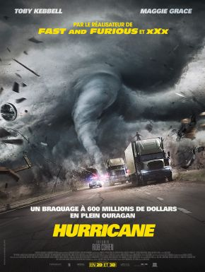 Hurricane DVD et Blu-Ray