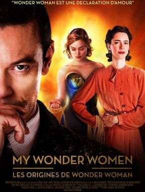 sortie dvd	  My Wonder Women