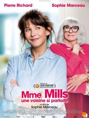 Jaquette dvd Mme Mills : Une Voisine Si Parfaite