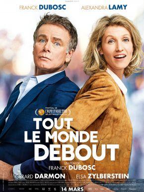 DVD Tout Le Monde Debout