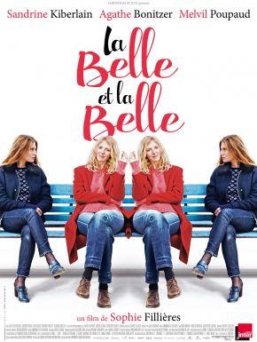 Jaquette dvd La Belle Et La Belle