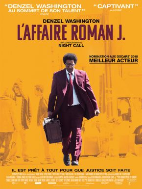DVD L'Affaire Roman J.