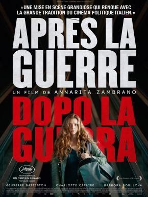 DVD Après La Guerre