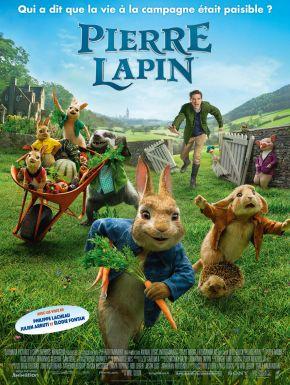 Sortie DVD Pierre Lapin