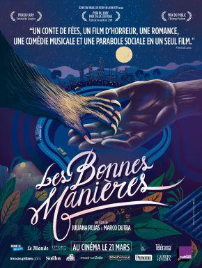 DVD Les Bonnes Manières