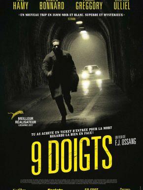 Jaquette dvd 9 Doigts
