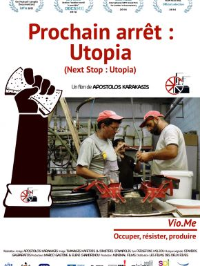 DVD Prochain Arrêt : Utopia