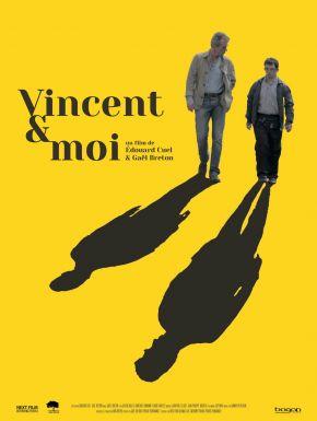 Jaquette dvd Vincent Et Moi