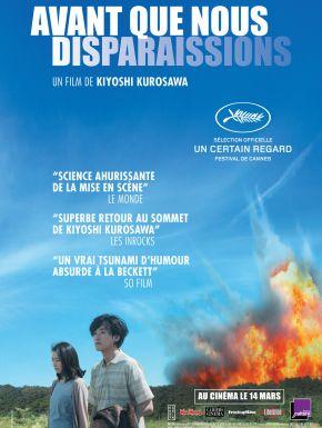 DVD Avant Que Nous Disparaissions