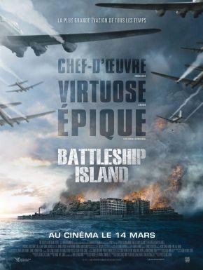 Sortie DVD Battleship Island