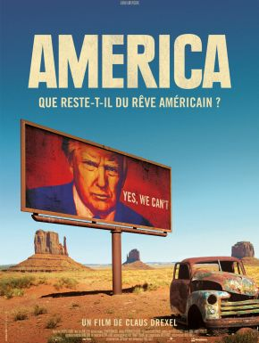 Jaquette dvd America