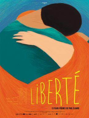 Liberté 13 Films-poèmes De Paul Éluard DVD et Blu-Ray
