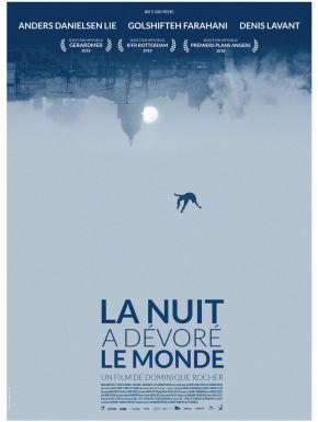 La Nuit A Dévoré Le Monde en DVD et Blu-Ray