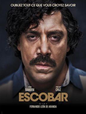 Escobar DVD et Blu-Ray