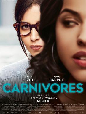 Carnivores en DVD et Blu-Ray