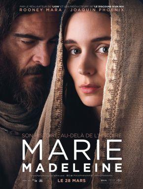 Jaquette dvd Marie Madeleine