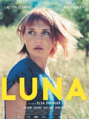 Jaquette dvd Luna