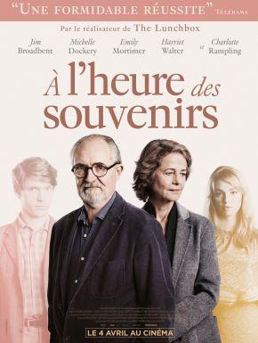 Jaquette dvd A L'heure Des Souvenirs