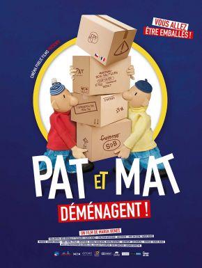 DVD Pat Et Mat Déménagent !