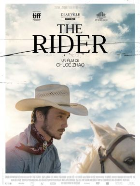 Jaquette dvd The Rider