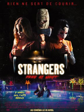 Strangers: Prey At Night en DVD et Blu-Ray