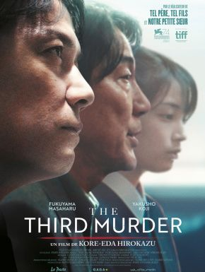 DVD The Third Murder