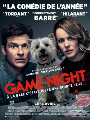 Jaquette dvd Game Night