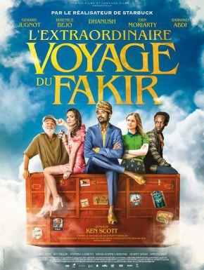 DVD L'Extraordinaire Voyage Du Fakir