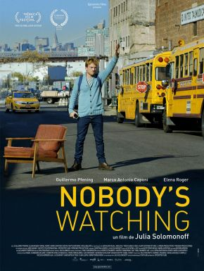 Sortie DVD Nobody's Watching
