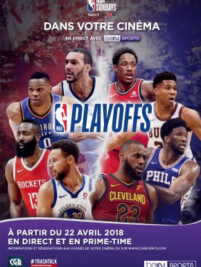 NBA Playoffs 2018 (CGR Events) DVD et Blu-Ray