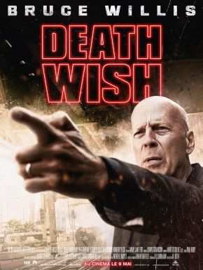 Death Wish DVD et Blu-Ray