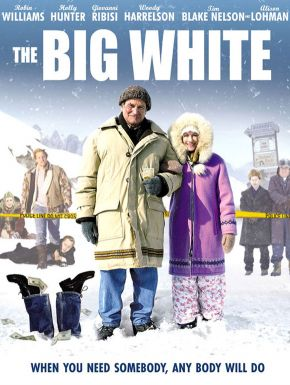 DVD The Big white